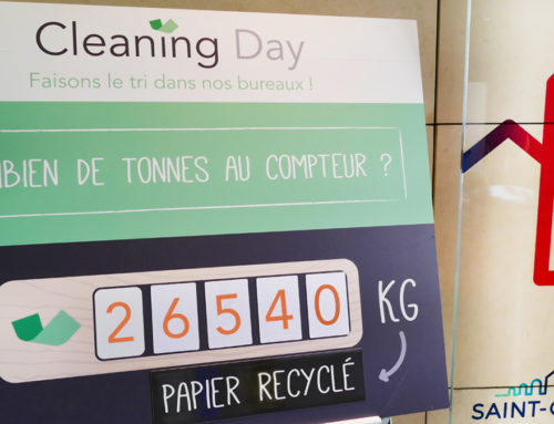 Plus de 2 500 collaborateurs se mobilisent pour un Cleaning Day chez Saint-Gobain