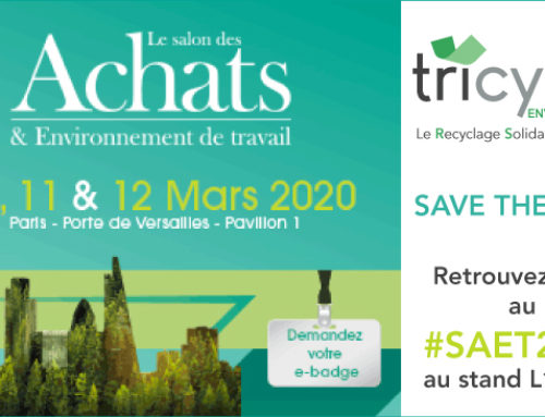 Tricycle participe au Salon des Achats 2020