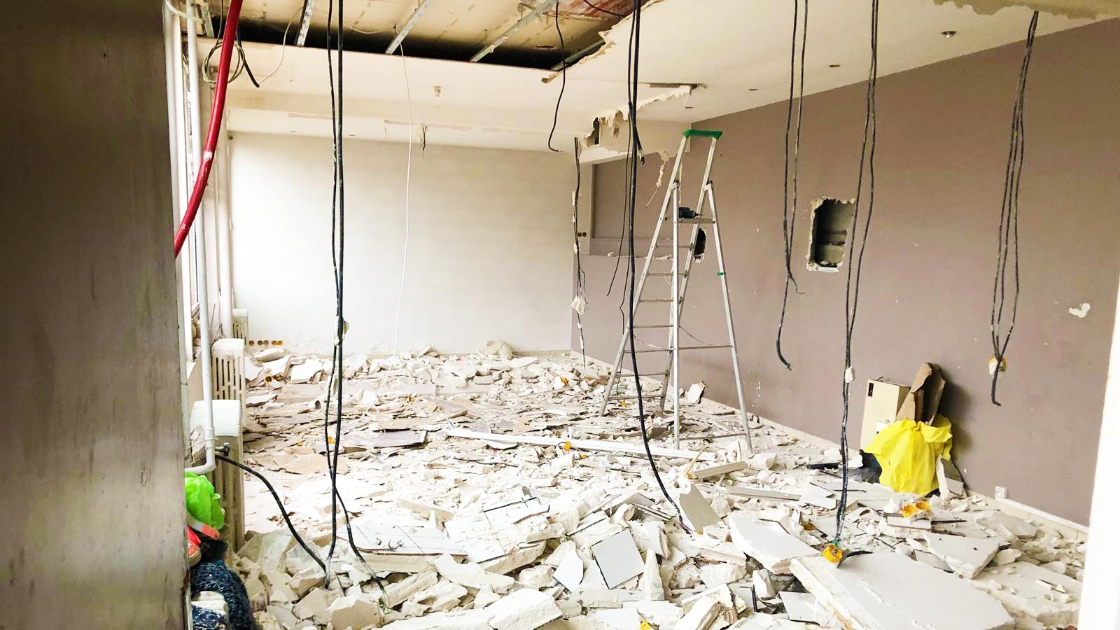 Une grande opération de collecte et de démantèlement chez Allianz