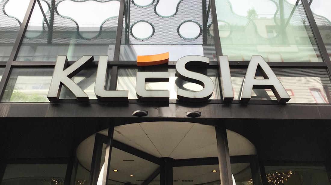 Grande opération de vidage réussie chez KLESIA !