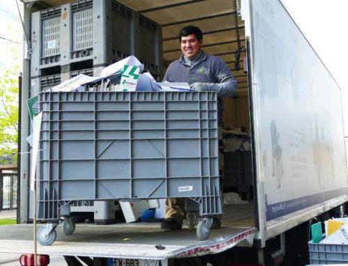 Recyclage en entreprise : notre solution RSE