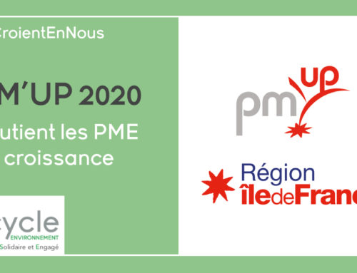 PM'up accompagne Tricycle dans sa croissance