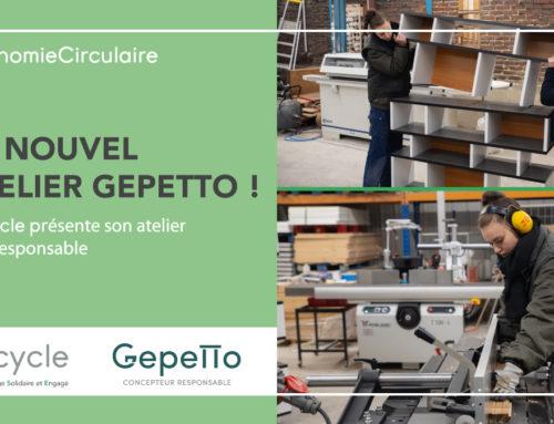 L'atelier Gepetto est prêt !