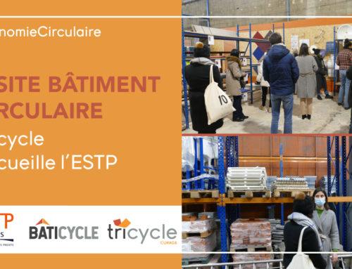 Tricycle ouvre ses portes à l'ESTP