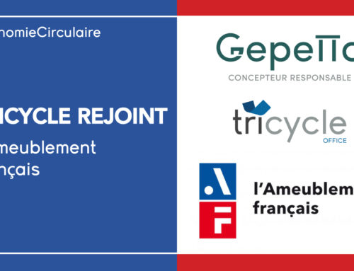 Tricycle rejoint l'Ameublement Français