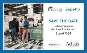tricycle-environnement-participation-salon-achats-environnement-travail-workspace-expo-2021